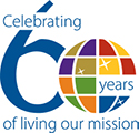 Celebrating sixty years of living our mission
